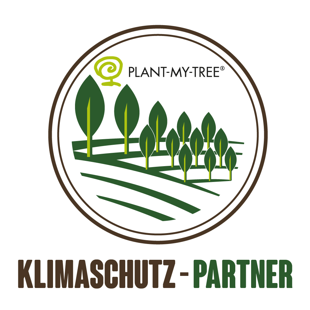 climate protection partner by PLANT-MY-TREE