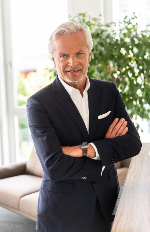 Portrait Rüdiger Dworschak Gründer und geschäftsführender Gesellschafter
