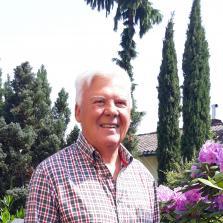Portrait Karl-Heinz Rublack - endlich ohne Brille